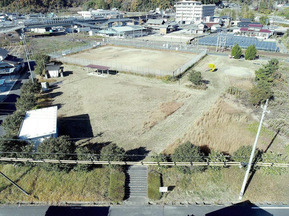 瑞浪市狭間川公園再整備工事|ビフォア